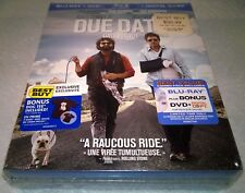 Due Date (2011, Canada) Best Buy Exclusive with T-Shirt NEW