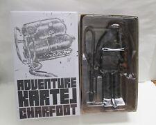 ThreeA Ashley Wood 3A Adventure Kartel 1/6th Figure CHARFOOT Char Foot robot