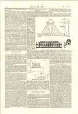 1895 MACDOUGALL Olio Estrattore e separatore