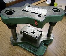Stamping Press Tool and Die Set to Make Religious Cross - Jewelry, Pendant