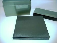 AMV8 Vantage Aston Martin Satin & Leather Press Kit MINT in Box Automobile Car