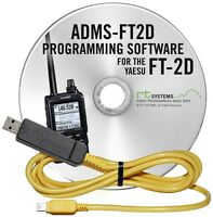 RT Systems Programming Software with USB-68 Cable for Yaesu FT-2DR
