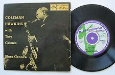 EP Coleman Hawkins / Tiny Grimes - Blues Groove / April In Paris - Metronome