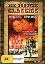 The Last Outpost DVD 1951 Western BRAND Ronald Reagan Rhonda Fleming