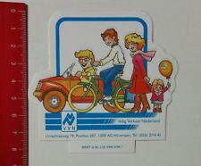 Aufkleber/Sticker: VVN Veilig Verkeer Nederland (23021799)