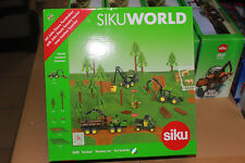 Siku World 5605 Forst Set 1:50 NOUVEAU en emballage d'origine