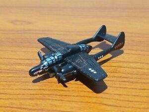Micro Machines Northrop P-61 Black Widow US Military Aircraft Galoob 1998