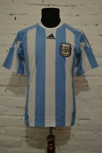 VINTAGE ARGENTINA HOME FOOTBALL SHIRT 2010/2011 SOCCER JERSEY CAMISETA MENS S