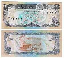 Afghanistan 20 mieux combiner 1979 UNC Sign 2 P 56 A
