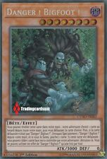 ♦Yu-Gi-Oh!♦ Danger ! Bigfoot ! - 2nd ed : CYHO-FR082 -VF/Secret Rare