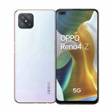 """Smartphone OPPO Reno 4Z 5G 8+128GB Dual Sim 6.6"""" NUOVO Android ITALIA Bianco"""
