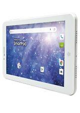 Tablet Mediacom SmartPad iyo 7(1024X600) Android 8.1 8GB-Slot micro SD 3G Bianco