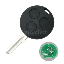 Remote Key 433 MHz Chip for SMART Fortwo K  City Coupe Forfour Fob 3BTN DA9130