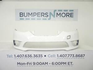 OEM 2016 2017 2018 Nissan Sentra S/SL/SV/FE-S/SR/SR Turbo Front Bumper Cover
