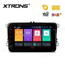 "AUTORADIO 8"" DVD Android 8.0 OCTACORE 4GB/32GB VW SCIROCCO POLO GOLF 5 6 PASSAT"