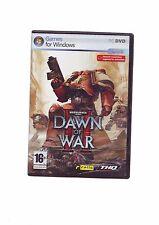 WARHAMMER 40,000 DAWN OF WAR II 2 - PC GAME FAST POST- USED USELESS STEAM CD-KEY