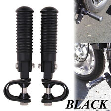 """1"""" - 1.25"""" 1-1/4"""" Engine Guard Foot Pegs For Harley Softail Touring Sportster Us(Fits: Mastiff)"""