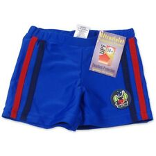 Size 1 - Boys Surf Tot Blue Swimming Shorts - Swimwear UPF 50+ Board Shorts