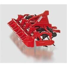 Remorques agricoles miniatures rouge SIKU