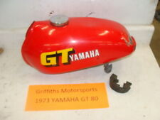 1973 73 74 75 76 77 78 Yamaha GT80 dt mx red original oem gas fuel tank petcock