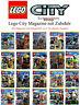 LEGO City Magazine - Ausgabe inkl. Zubehör - Wählen sie ihre Ausgabe!