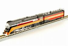 KATO N-Scale 126-0301 LIMA LOCOMOTIVE GS-4 SOUTHERN PACIFIC #4449 made in JAPAN!