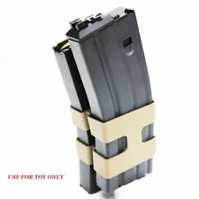 We 80rd Metal Double Magazine Black for We M Series Airsoft Gbbr (Mag1287)