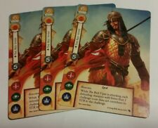 x3 The Red Viper Game of Thrones Card Fantasy Flight Games FFG Promo LCG AGoT