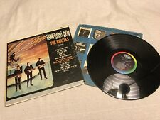 1964 Beatles Something New LP Record Album Vinyl Capitol T 2108 VG