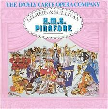 Gilbert & Sullivan: H.M.S. Pinafore [1959] by D'Oyly Carte Opera Company NEW!!!!