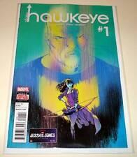 ALL-NEW HAWKEYE # 1 Marvel Comic  Jan 2016  NM