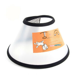 Cone Protective Collar for Pet Dogs Cats Wound Healing Protection Cover 7#