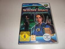 PC   Witches' Legacy: Schatten der Vergangenheit