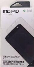 Incipio PLEX Plus Shield Motorola Moto Z2 Force Edition Glass Screen Protector
