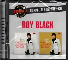 Roy Black / Mein Schönstes Wunschkonzert - 2 LP on 1 CD - Cover violett (NEU!)