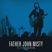 "Father John Misty - Live At Third Man Records (NEW 12"" VINYL LP)"