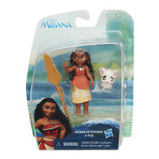 Disney Moana of Oceania and Pua Figure