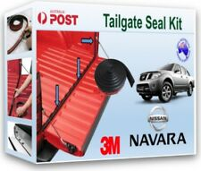 NISSAN D40 NAVARA 1997 - 2016 TAILGATE TAIL GATE SEAL KIT NEW