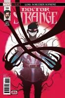 Doctor Strange #384 Donny Cates Marvel comic 1st Print 2018 unread NM
