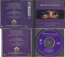 Michael Jackson IN THE CLOSET #3 Remixes CD Collector Edition Japan 1992