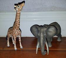 SCHLEICH Wild Life giraffenkuh GIRAFFE ANIMALI SELVATICI personaggio del gioco 13.5 cm 14750
