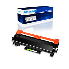 High Yield Black Toner Cartridge for Brother TN760 TN-760 DCP-L2550DW with chip