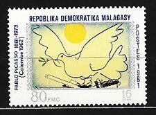 Madagascar - Correo 1981 Yvert 661 ** Mnh  Pintura Picasso