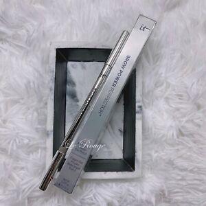 It Cosmetics Brow Power Perfector 5-in-1 Powder Gel Pencil Eyebrow GREY Full sz
