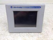 Allen Bradley PanelView Plus 600 2711P-T6C20D Ser B Rev A 24 Vdc 2711Pt6C20D