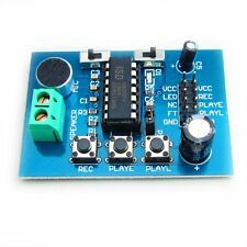 ISD1820 Voice Record Module Sound Recorder Playback Module With Microphone 3/5V
