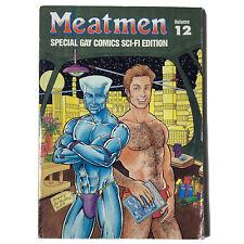Meatmen Comics Special Gay Comics Sci-Fi Edition Volume 12 1991 (1st Edition)