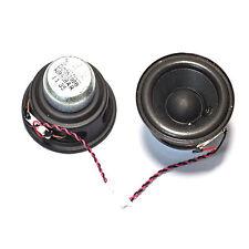 """2X 2"""" inch 8Ohm 8Ω 5W Mini Speaker Stereo Woofer Loudspeaker for Arduino Good"""