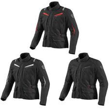 Blousons noirs textiles Rev'it pour motocyclette