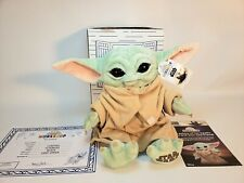 The Child - Baby Yoda - Build A Bear The Mandalorian - 5 in 1 Sounds Theme Song